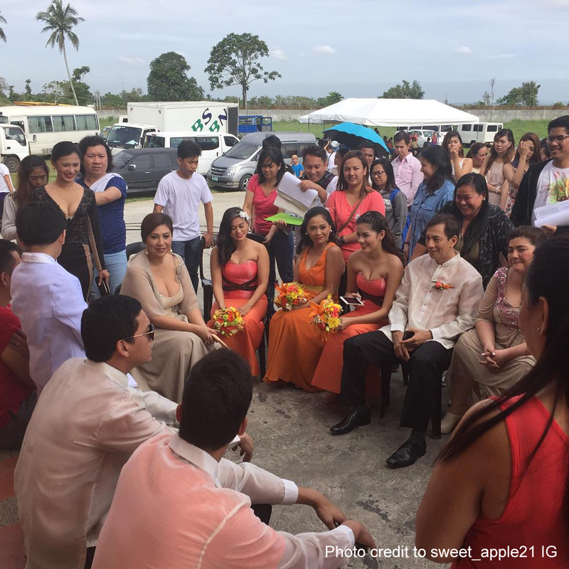 Irene and Natoy's Wedding
