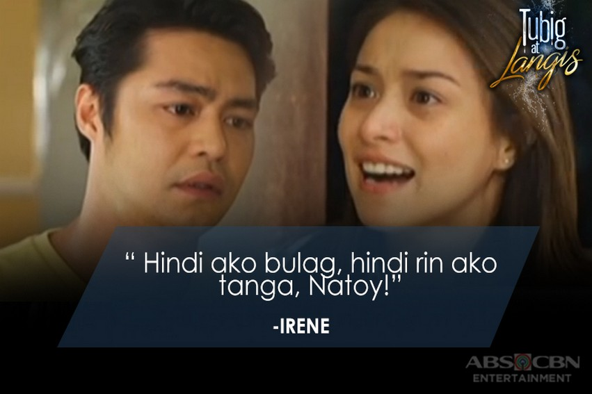Palaban Lines of Cristine That Will Instantly Make You An Irene Fan