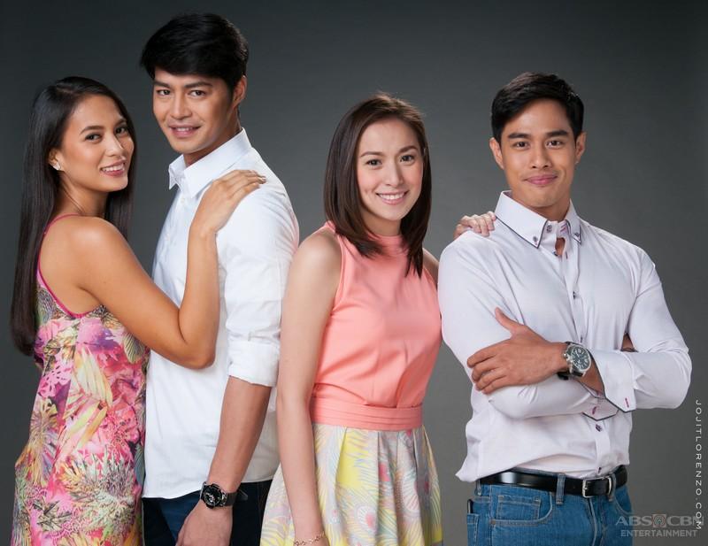 Natoy, Irene, Clara at Jaime: Ang magkakaribal sa atensiyon at pagmamahal