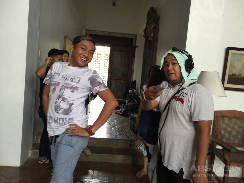 BEHIND-THE-SCENES: Tubig At Langis' Last Taping Day