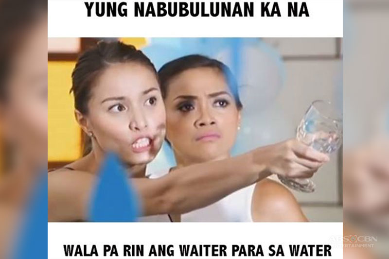 The Struggle Is Real Tubig at Langis Edition 3
